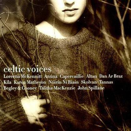 Various – Celtic Voices CD