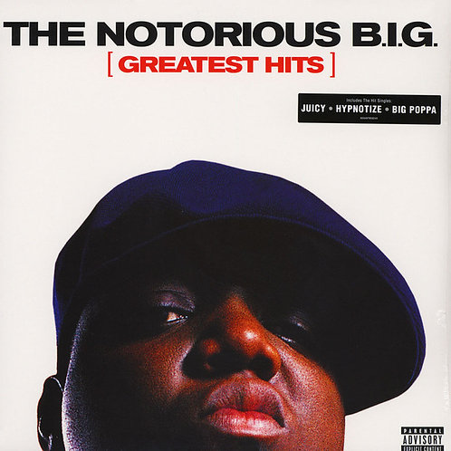 The Notorious BIG - Greatest Hits 2PC LP