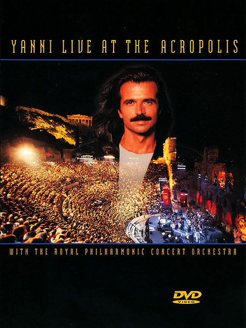 Yanni - Live At The Acropolis (Dvd Used)