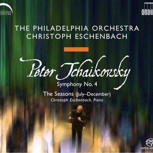 Peter Tchaikovsky* - The Philadelphia Orchestra, Christoph Eschenbach CD