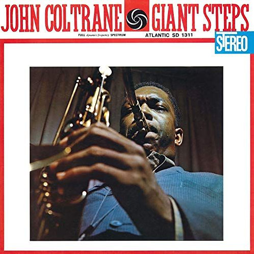 John Coltrane ‎– Giant Steps (60th Anniversary Deluxe Edition) 2x lp