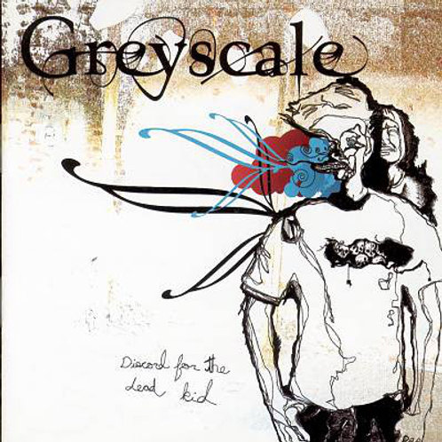 Greyscale (4) – Discord For The Dead Kid CD