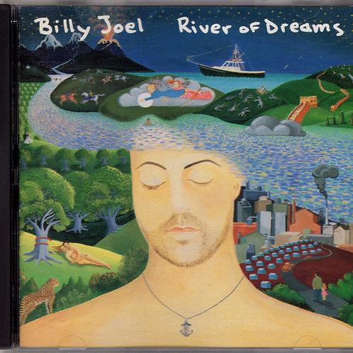 Billy Joel – River Of Dreams CD