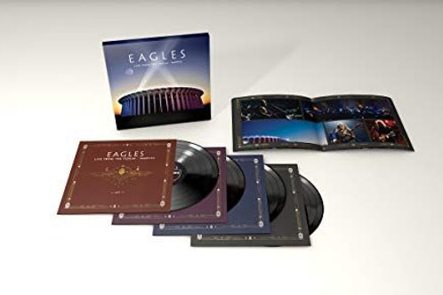 Eagles ‎– Live From The Forum MMXVIII