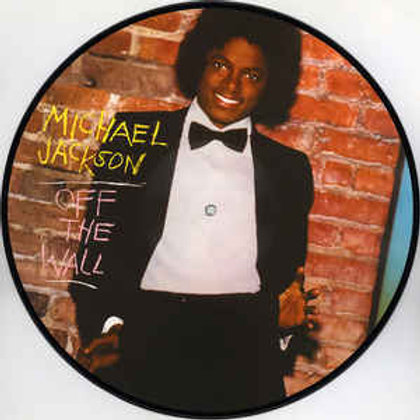Michael Jackson – Off The Wall(picture Disc)