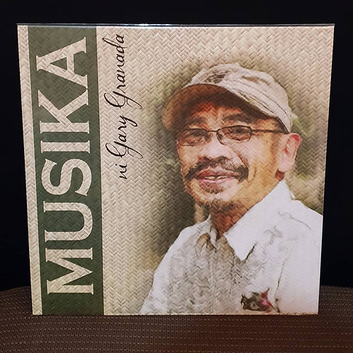 Gary Granada - Musika (OPM)LP