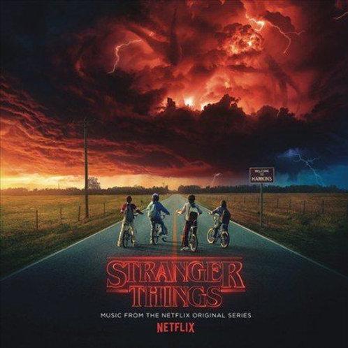 Various – Stranger Things (Music From The Netflix Original Series)