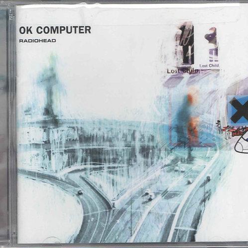 Radiohead – OK Computer CD