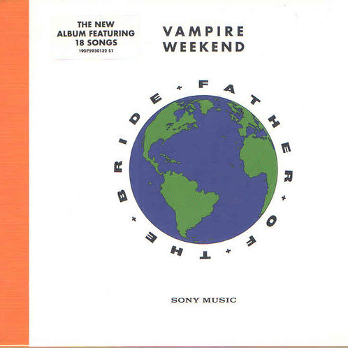 Vampire Weekend – Father Of The Bride CD
