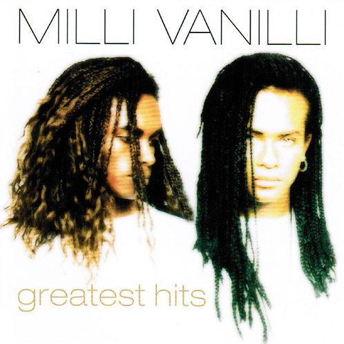 Milli Vanilli – Greatest Hits  CD
