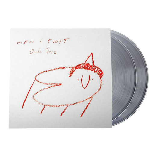 Men I Trust ‎– Oncle Jazz 2lp  (Limited Edition, Silver Colored V