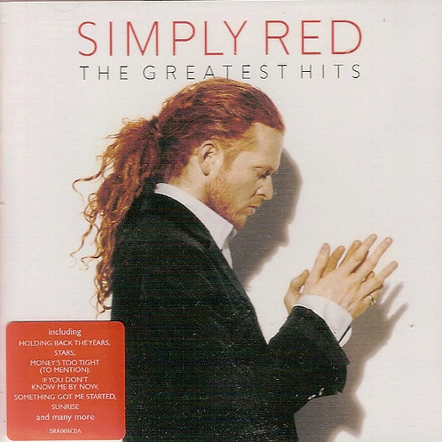 Simply Red – The Greatest Hits CD