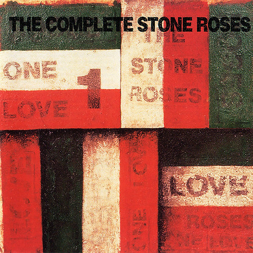 The Stone Roses ‎– The Complete Stone Roses CD
