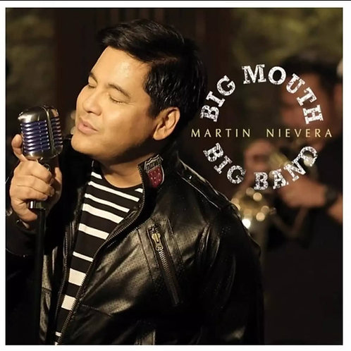 Big Mouth Big Band by Martin Nievera Vinyl Album (LP)