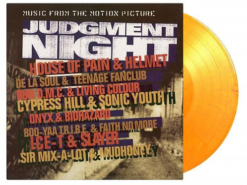 Various ‎– Judgment Night Ost coloured vinyl