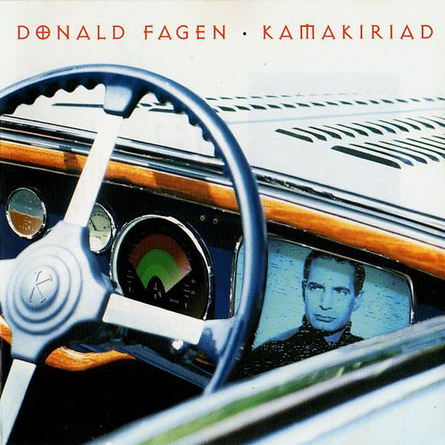 Donald Fagen – Kamakiriad CD