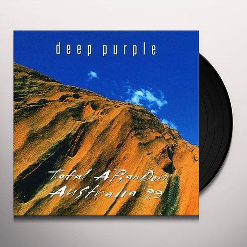Deep Purple ‎– Total Abandon - Australia '99