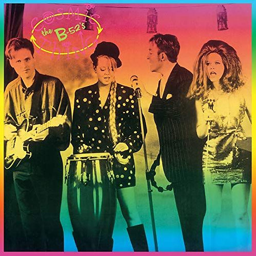 The B-52's ‎– Cosmic Thing
