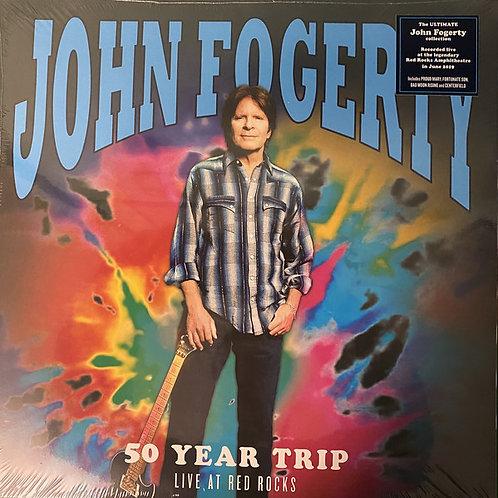 John Fogerty – 50 Year Trip Live At Red Rocks LP
