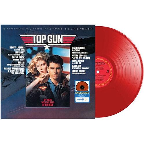 Various–Top Gun (Original Motion Picture Soundtrack) Wallmart Exclusive