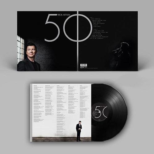 Rick Astley – 50