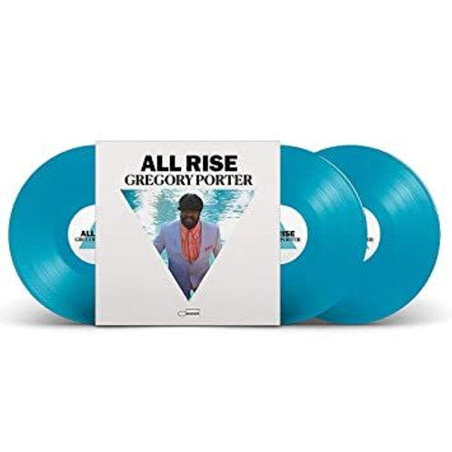 Gregory Porter ‎– All Rise [Deluxe Teal Vinyl]