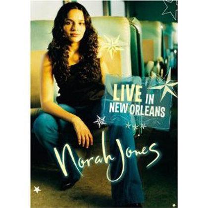 Norah Jones–Live In New Orleans (Dvd Used)