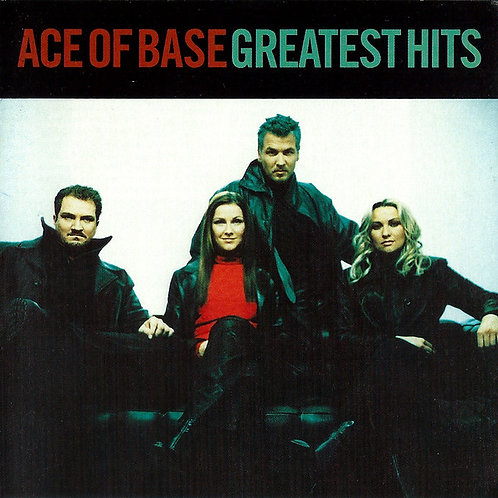 Ace Of Base – Greatest Hits CD