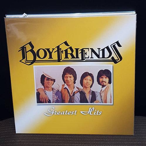 Boyfriends - Greatest Hits (OPM) LP