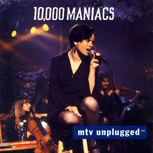 10,000 Maniacs – MTV Unplugged™ CD
