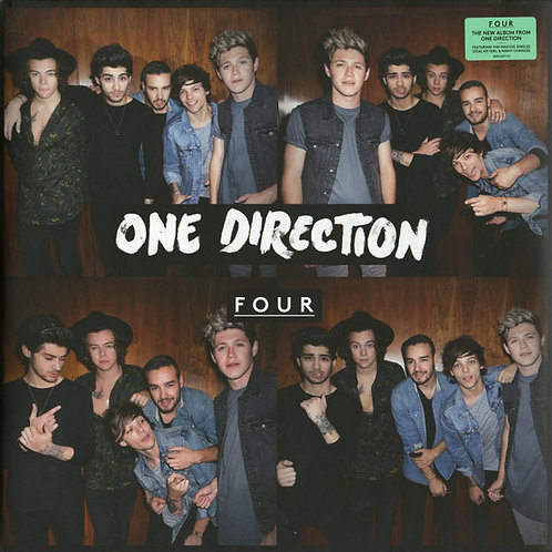 One Direction ‎– Four LP