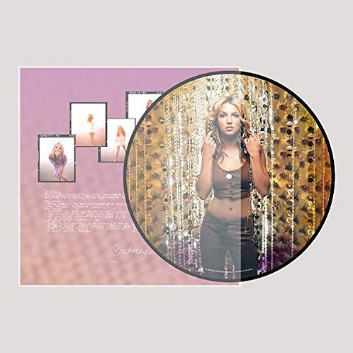 Britney Spears – Oops!...I Did It Again Pictur disc