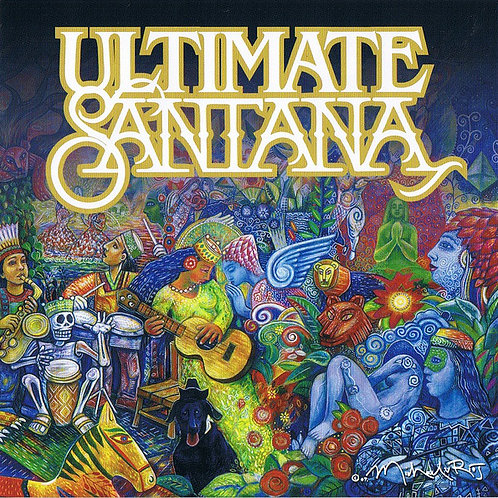 Santana ‎– Ultimate Santana CD