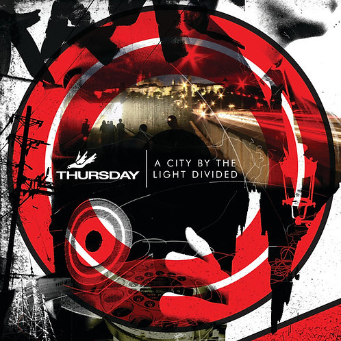 Thursday – A City By The Light Divided CD