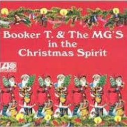 Booker T. & The MG's* – In The Christmas Spirit