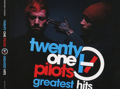Twenty One Pilots – Greatest Hits CD