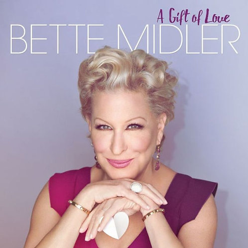 Bette Midler - Gift Of Love [B&N Exclusive 2 LP Pink Vinyl]