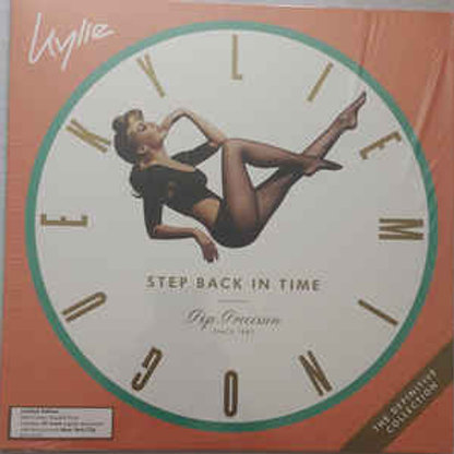 Kylie* ‎– Step Back In Time (The Definitive Collection)limited edition