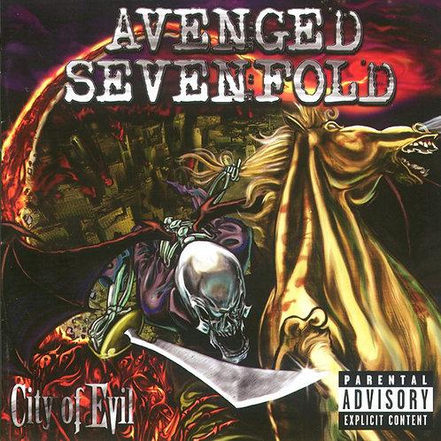 Avenged Sevenfold – City Of Evil CD