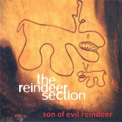 The Reindeer Section – Son Of Evil Reindeer CD