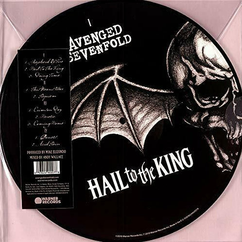 Avenged Sevenfold - Hail to the King (2 LP Picture Disc)