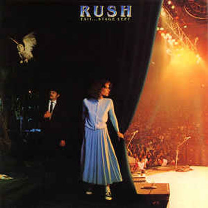 Rush – Exit... Stage Left