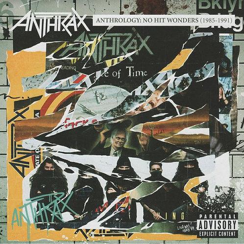 Anthrax – Anthrology CD
