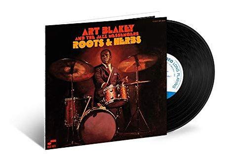 Art Blakey & The Jazz Messengers – Roots & Herbs Tone poet series