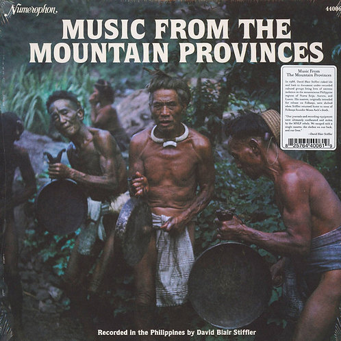 Music From The Mountain Province (LP)