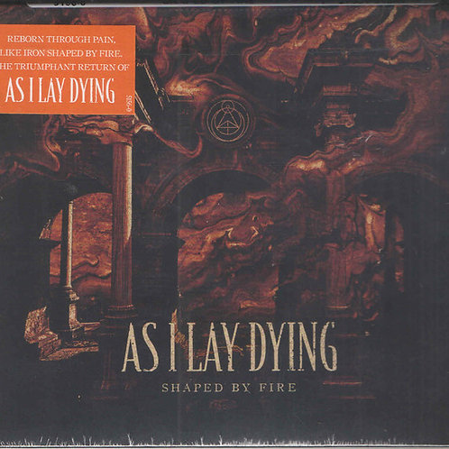 As I Lay Dying – Shaped By Fire CD