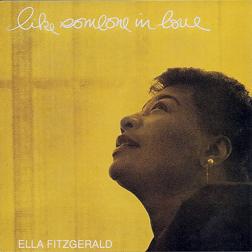 Ella Fitzgerald – Like Someone In Love CD