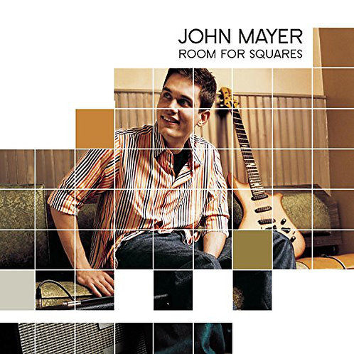 John Mayer ‎– Room For Squares