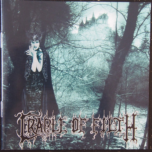 Cradle Of Filth – Dusk And Her Embrace CD