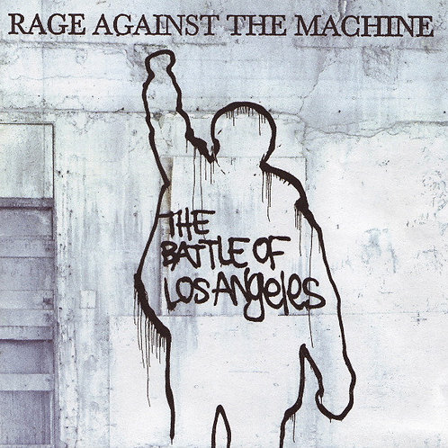 Rage Against The Machine – The Battle Of Los Angeles CD